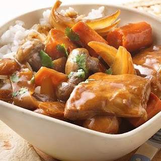 Slow-Cooker Asian Pork Stew Recipe