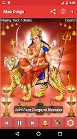 Screenshot of Maa Durga Chants