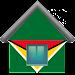 Guyana's Home Icon