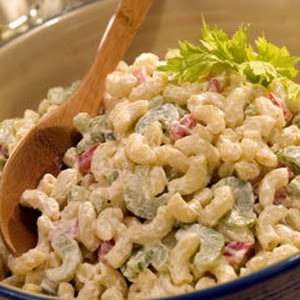 Full Throttle Macaroni Salad