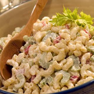 Full Throttle Macaroni Salad.