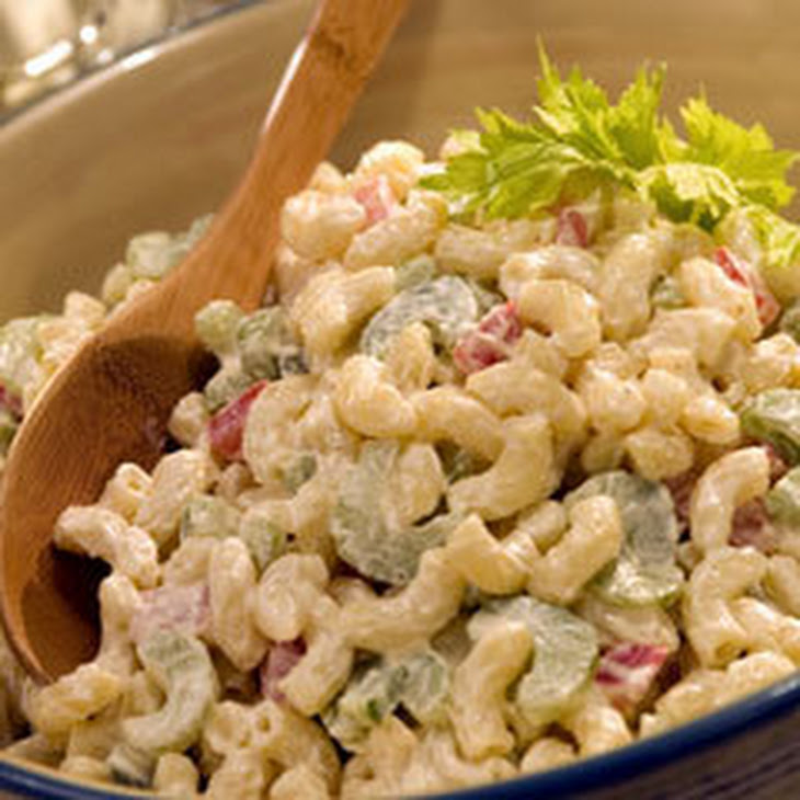 Full Throttle Macaroni Salad Recipe