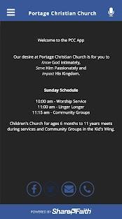Portage Christian Church - náhled