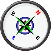 Gyro Compass App for Android: True North Finder