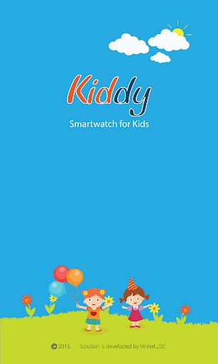 Kiddy - smartwatch for kids