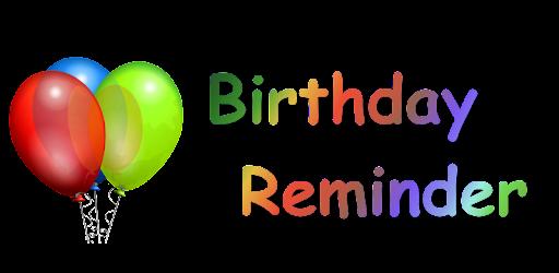 Birthday Reminder Apps On Google Play