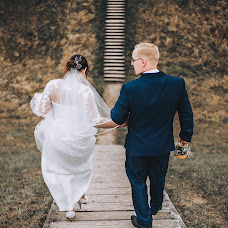 Wedding photographer Vilgailė Petrauskaitė (peta). Photo of 17.11.2018