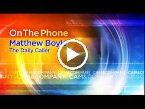 Video: Nov. 29: Matthew Boyle provides an update on embattled Attorney General Eric Holder.