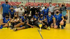 El CD Comarca de Níjar FSF gana la Supercopa de Fútbol Sala Femenino.