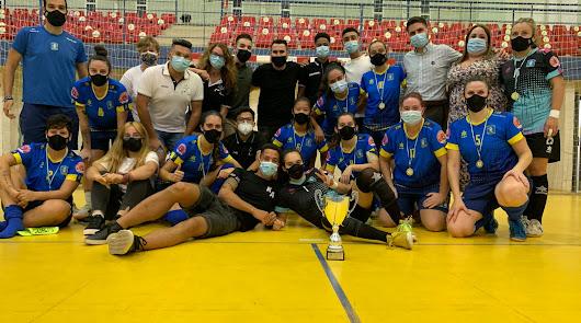 Las nijareñas y las de La Cañadase ganan la Supercopa de Fútbol Sala Femenino