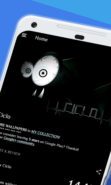 Ciclo - Icon Pack Screenshot Image