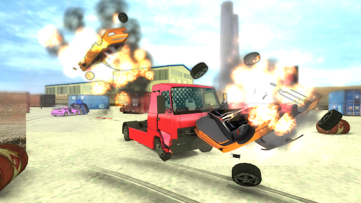 Car Crash Simulator Royale modavailable screenshots 10