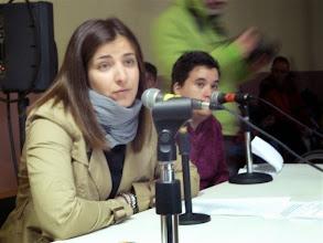Photo: Bandidos de la Hoya. Programa especial en Alcalá de Gurrea. Abril 2013. Entrevista a Mónica Soler, Alcaldesa de Argavieso y Consejera de Desarrollo y Turismo de la Comarca de la Hoya de Huesca