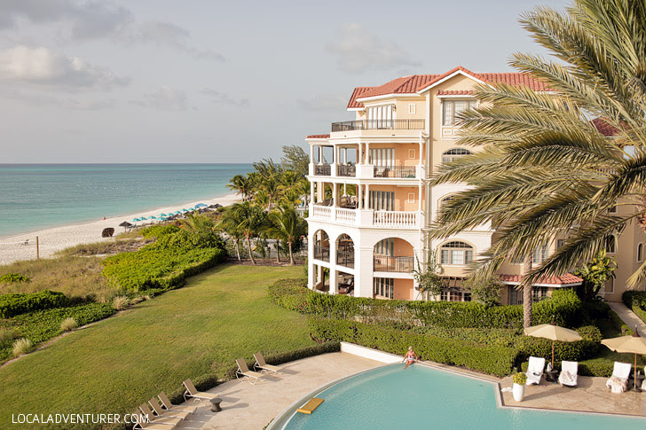 Best Hotels Turks and Caicos.