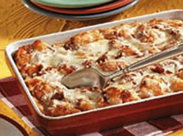 Lumpy Pan Pizza Recipe