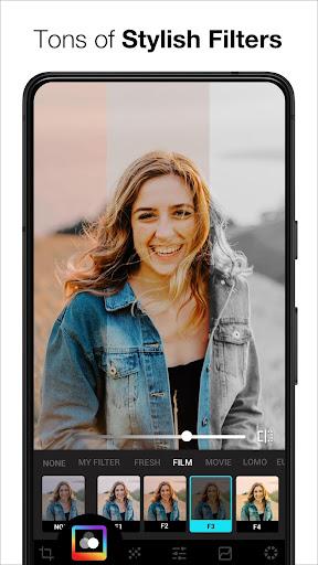 PC u7528 Photo Editor, Filters & Effects, Presets - Lumii 1