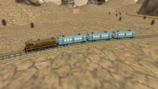 Train Simulator Free Train Games 1.0 screenshots 8