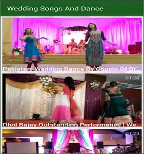 Mehndi Dance & Wedding Songs screenshot 1
