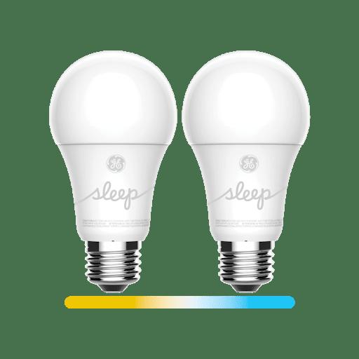 C by GE Tunable C-Sleep Smart Bulb 2-Pack