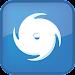 Hurricane & Typhoon Track, Outlook,Forecasting Icon