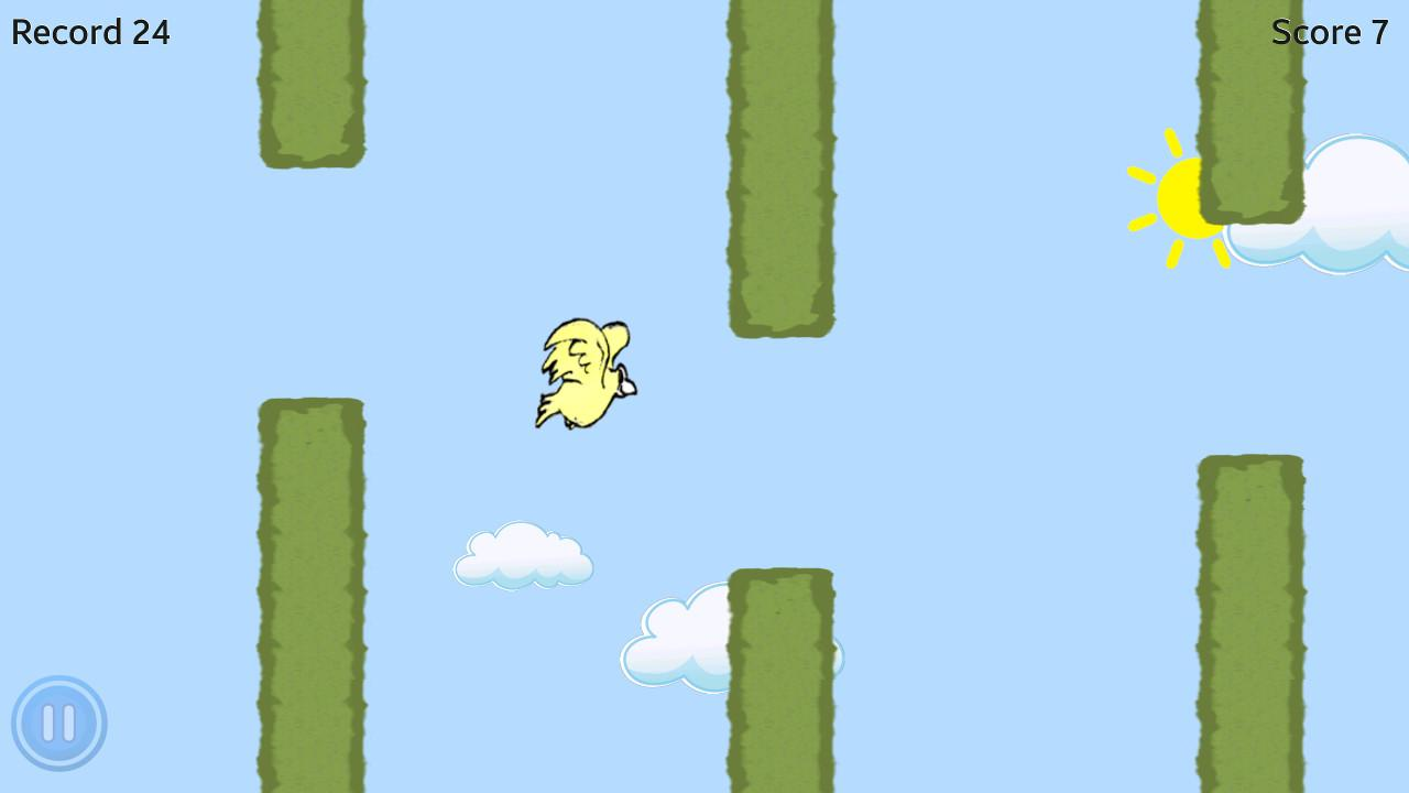 Fat Bird- screenshot