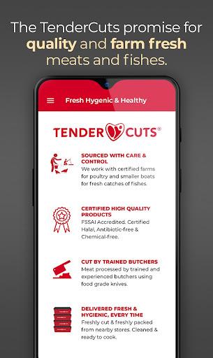 TenderCuts - Farm Fresh Meat & Fresh Fish android2mod screenshots 7