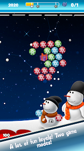 Bubble Shooter New Year - náhled
