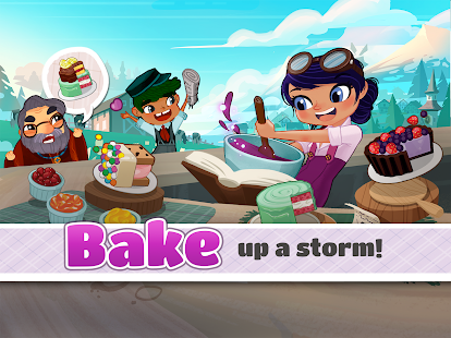 Bakery Blitz: Cooking Game- screenshot thumbnail