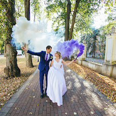 Wedding photographer Evgeniya Afanaseva (Gemini6). Photo of 18.09.2018