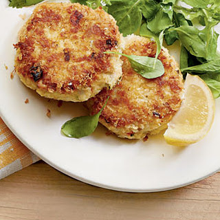 Crunchy Crab Cakes