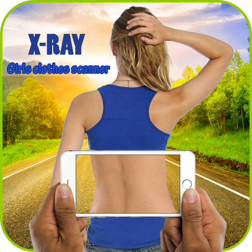 X-Ray Cloth Remover:Girl Scanner Simulator funny – Apps on