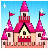Tải Game Lâu đài màu cuốn sách