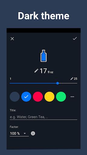 Hydro Coach PRO - Drink water screenshot 7