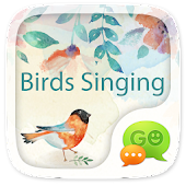 (FREE) GO SMS BIRDS SINGING THEME