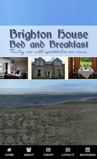 Brighton House Bed Breakfast