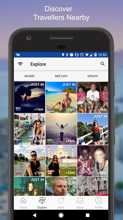 Travello - Your Social Travel Companion- screenshot