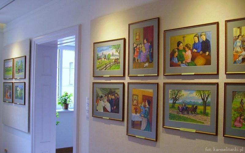 Galeria s. Marceliny Jachimczak CSCIJ