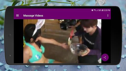 Body Massage Videos - Hot Stones and Full Body 2.0 Screenshots 1