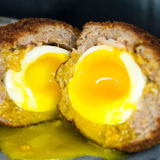 Scotch Eggs | British Food.
