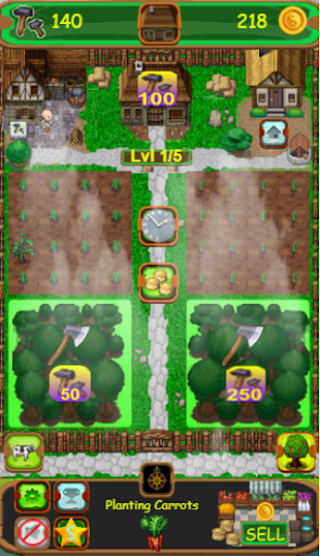 MEDIEVAL FARMS – IDLE FARMING SIMULATOR 1.2.4 screenshots 1