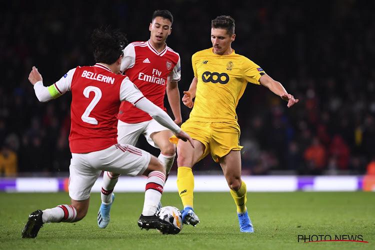 Le Standard avec Cimirot et Lestienne contre Arsenal? L'espoir est de mise