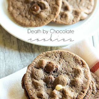 Death by Chocolate Cookies