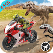 Dino World Bike Race Game - Jurassic Adventure ?