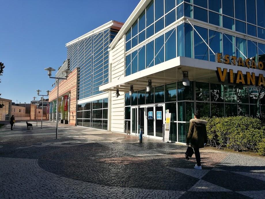 Foto Estação Viana Shopping 2