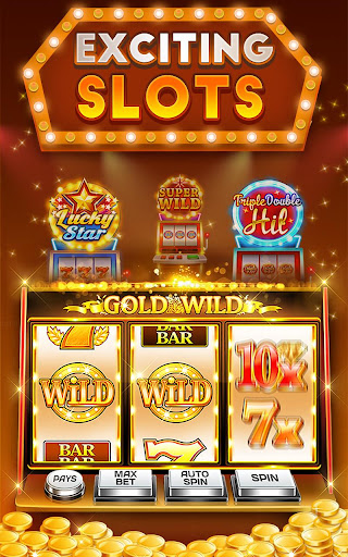 Slots: DoubleHit Slot Machines Casino & Free Games screenshot 9