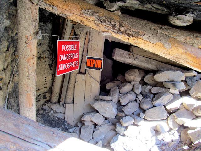 Ineffective rock wall