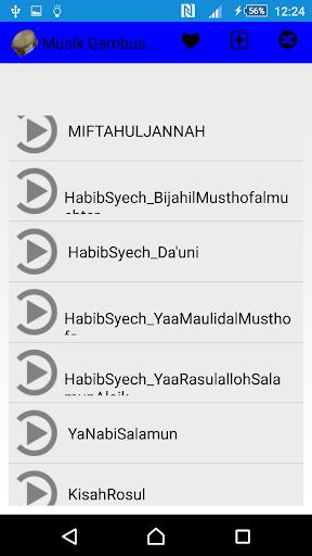 Musik Gambus dan Sholawat
