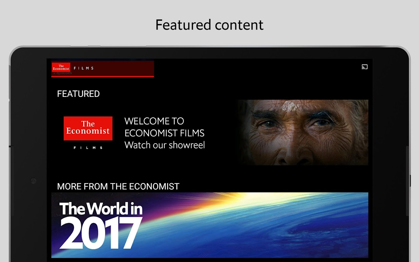 Economist Films- screenshot