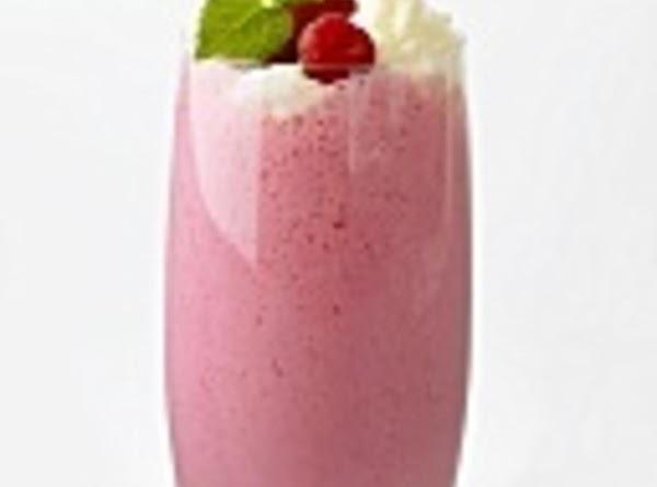 Raspberry Cheesecake Shake Recipe