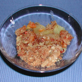 Apricot-Apple Crisp Recipe